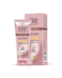 Eva Collagen Facial Sun Block SPF 50+ - 50ml