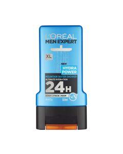 L'Oreal Men Expert Hydra Power Mountain Water Shower Gel - 300ml