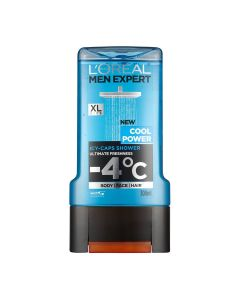 L'Oreal Men Expert Cool Power Shower Gel - 300ml