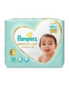 Pampers Premium Care Size (5) 11-25kg