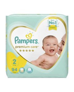 Pampers Premium Care Size (2) 3-8kg