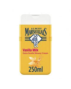 Le Petit Marseillais Vanilla Milk Shower Cream - 250ml