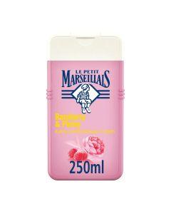 Le Petit Marseillais Raspberry & Peony Milk Shower Cream - 250ml