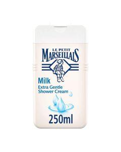 Le Petit Marseillais Milk Shower Cream - 250ml