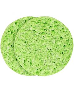 EcoTools, Removing Masks Sponges, 2 Sponges