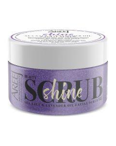 Areej Scrub Lavender Shine - 350gm