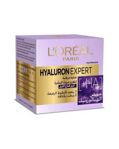 L'Oreal Hyaluron Expert Night Cream - 50ml