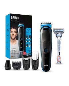 Braun Multi Grooming Kit Face And Body Grooming Kit Mgk3242 – 7-In-1