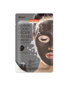 Purederm Black Food Mask - 23gm