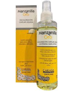 Manzanilla Oro Lightening Hair Lotion