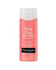 Neutrogena, Body Claire, Body Wash, Pink Grapefruit, 8.5 fl oz (250 ml)