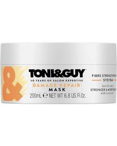 Toni&Guy Damage Repair Intense Repair Hair Mask Treatment for dry weak brittle hair prone to breakage, 200ml