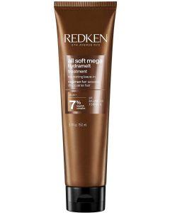 Redken   All Soft Mega   Hydramelt   Leave-In Treatment   Aloe Vera   for Severely Dry Hair   150ml
