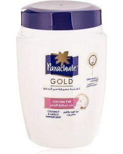 Parachute Gold Hot Oil Hair Mask Hammam Zaith for Hair Fall treatment - 1000ml