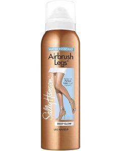 Sally Hansen Airbrush Legs, Leg Makeup, Deep Glow 4.4 Ounce