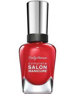 Sally Hansen Complete Salon Manicure™ - Right Said Red, A Red Nail Polish, 0.5 fl oz - 14.7 ml