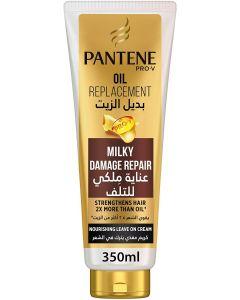 Pantene Pro-V Milky Damage Repair Oil Replacement For Unisex, 350 ml