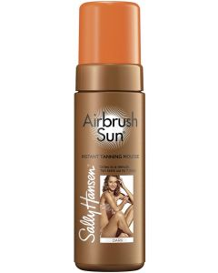 SALLY HANSEN Airbrush Sun Tanning Mousse - Dark