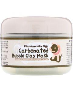 Elizavecca, Milky Piggy Bubble Clay Mask, 100 g