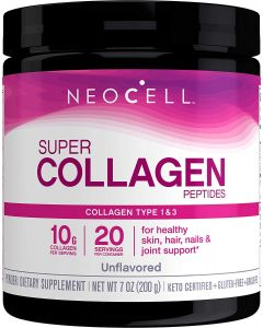 Neocell Super Collagen Powder - 7 Oz (198g)