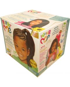 Just for me No-lye, conditioning and creme relaxer kit children's Regular