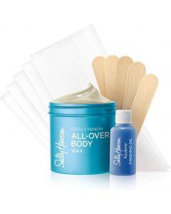 Sally Hansen Extra Strenth Body Wax Kit, Pack Of 1
