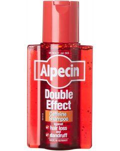 Alpecin Double-Effect Caffeine Shampoo – Against Hair Loss and Dandruff in Men, 200ml