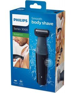 Philips Bodygroom Series 3000 Showerproof body groomer BG3010/15 Skin friendly Shaver