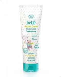 Eva Clinic Bebe Shower Cream with Natural Oils - 200 ml
