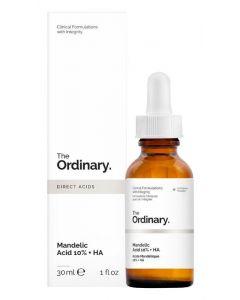 The Ordinary Mandelic Acid & HA Facial Exfoliation Serum - 30 ml