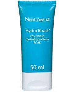 Neutrogena, Moisturiser, Hydro Boost, City Shield, SPF 25, 50ml