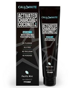 Cali White ACTIVATED CHARCOAL & ORGANIC