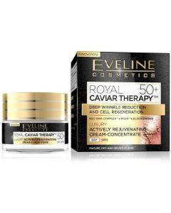 Eveline Royal Caviar Therapy Day Cream 50 Plus 50ml(9674)