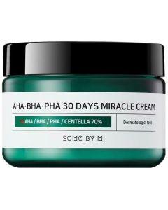 SomebyMi AHA-PHA-BHA-70 percent Centella Extract 30 Days Miracle Cream
