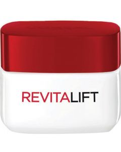 Pay online for contactless deliveries L'oreal Dermo-Expertise RevitaLift Anti-Wrinkle + Firming Day Cream For Face & Neck Deep Action (New Formula) - 50ml/1.7oz