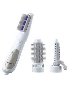 Panasonic EH-KA31 Hair Styler with 3 Attachments , White