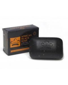 صابون الاسود الافريقي african black soap with oats &vitamin E