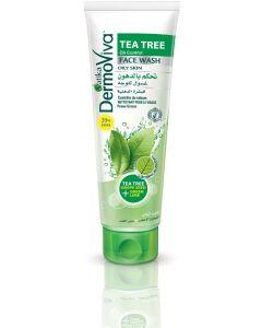 Vatika Dermoviva Tea Tree Oil Control Face Cleanser, 60 ml