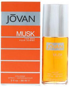 Jovan Musk - perfume for men 88 ml - EDC Spray