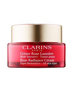 Clarins Rose Radiance Cream Super Restorative -50 Ml
