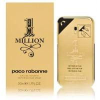 Paco Rabanne 1 Million - Perfume for Men, 50 ml - EDT Spray
