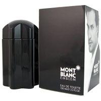 Mont Blanc Perfume - Mont Blanc Emblem - perfume for men - Eau de Toilette, 100 ml